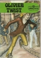 Couverture Oliver Twist, abrégé Editions Lito (Junior Poche) 1977