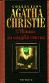 Couverture L'Homme au complet marron Editions Hachette (Agatha Christie) 2004