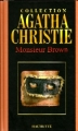 Couverture Mr Brown / Mr. Brown / Monsieur Brown Editions Hachette (Agatha Christie) 2004