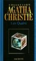 Couverture Les quatre Editions Hachette (Agatha Christie) 2005