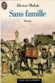 Couverture Sans famille Editions J'ai Lu 1993