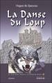 Couverture Le chevalier noir et la dame blanche, tome 1 : La danse du loup Editions du Pierregord 2006