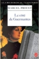 Couverture Le Côté de Guermantes, intégrale Editions Le Livre de Poche 1992