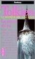 Couverture Le Seigneur des Anneaux, tome 3 : Le retour du roi Editions Pocket (Fantasy) 1991