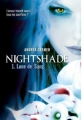 Couverture Nightshade, tome 1 : Lune de Sang Editions Gallimard  (Pôle Fiction) 2011