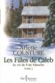 Couverture Les filles de Caleb, tome 2 : Blanche / Le Cri de l'oie blanche Editions Libre Expression 2003