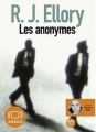 Couverture Les Anonymes Editions Audiolib 2011
