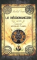 Couverture Les secrets de l'immortel Nicolas Flamel, tome 4 : Le nécromancien Editions Pocket (Jeunesse) 2011
