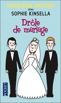 Couverture Drôle de mariage