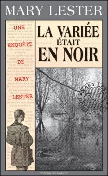 Couverture Mary Lester, tome 25 : La variée était en noir