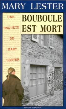 Couverture Mary Lester, tome 28 : Bouboule est mort
