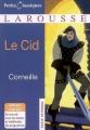 Couverture Le Cid Editions Larousse (Petits classiques) 2008