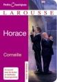 Couverture Horace Editions Larousse (Petits classiques) 2008