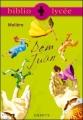 Couverture Dom Juan Editions Hachette (Biblio lycée) 2007