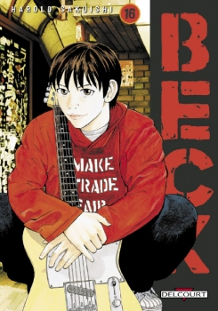 Couverture Beck, tome 16