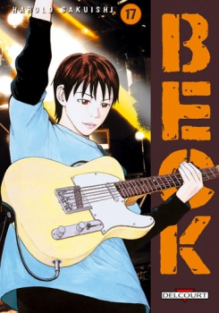 Couverture Beck, tome 17