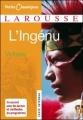 Couverture L'ingénu  Editions Larousse (Petits classiques) 2006