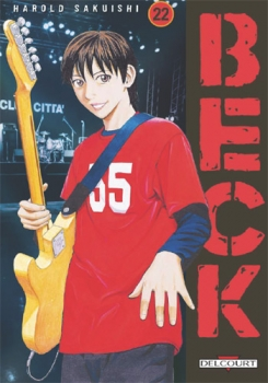 Couverture Beck, tome 22