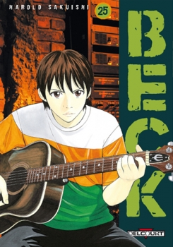 Couverture Beck, tome 25