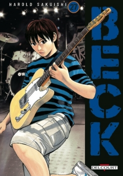 Couverture Beck, tome 27