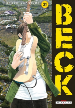 Couverture Beck, tome 31