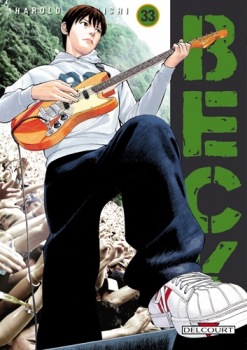 Couverture Beck, tome 33