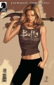 Couverture Buffy The Vampire Slayer, Season 8, book 01 : The Long Way Home, part 1 Editions Dark Horse 2007