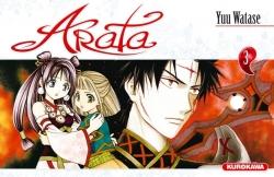 Couverture Arata, tome 03