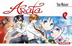 Couverture Arata, tome 04