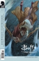 Couverture Buffy The Vampire Slayer, Season 8, book 10 : Anywhere But Here Editions Dark Horse 2008