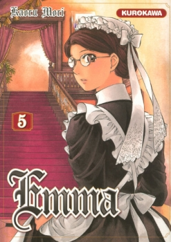 Couverture Emma, tome 05
