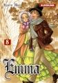 Couverture Emma, tome 08 Editions Kurokawa (Shôjo) 2009