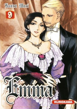 Couverture Emma, tome 09