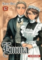 Couverture Emma, tome 10 Editions Kurokawa (Shôjo) 2009