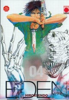Couverture Eden, tome 04