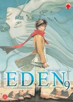 Couverture Eden, tome 09