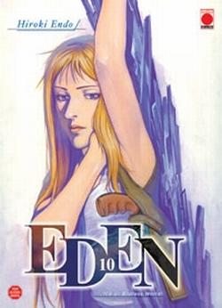 Couverture Eden, tome 10