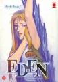 Couverture Eden, tome 10 Editions Panini 2004