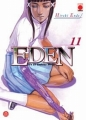 Couverture Eden, tome 11 Editions Panini 2005