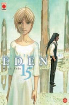 Couverture Eden, tome 15