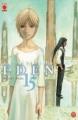 Couverture Eden, tome 15 Editions Panini 2007