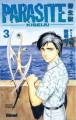 Couverture Parasite, tome 03 Editions Glénat (Seinen) 2003