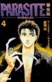 Couverture Parasite, tome 04 Editions Glénat (Seinen) 2003