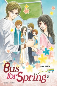 Couverture Bus for Spring, tome 2