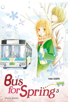 Couverture Bus for Spring, tome 3