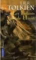 Couverture Les enfants de Húrin Editions Pocket (Fantasy) 2009