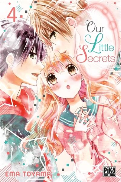Couverture Our Little Secrets, tome 4