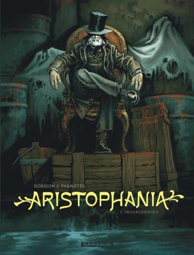Couverture Aristophania, tome 2 : Progredientes