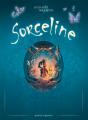 Couverture Sorceline, coffret tomes 1 & 2 Editions Vents d'ouest 2019
