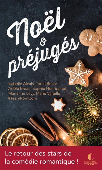 Couverture Noël et préjugés